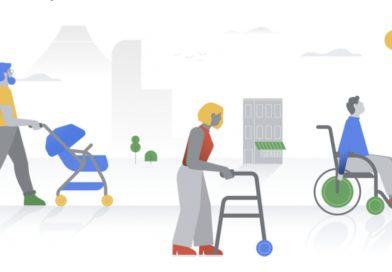 Карти Google допоможуть людям з обмеженими можливостями – нова функція – не оболонка, а реальна підтримка