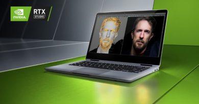 Поставки компонентів NVIDIA для ноутбуків ростуть дев'ятий квартал поспіль